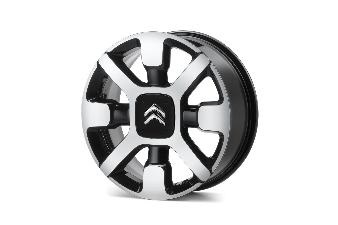 "CITROEN Citroen C3 Set of 4 17"" Alloy Wheels - Cross"