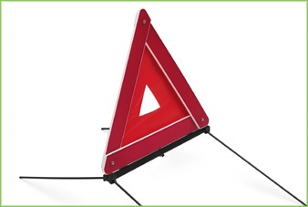 CITROEN Citroen Berlingo Emergency warning triangle